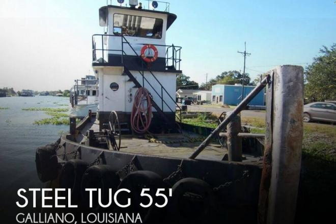 1981 Other 55 Tug Towing Vessel LC - For Sale at Galliano, LA 70354 - ID 132847