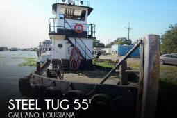 1981 Other 55 Tug Towing Vessel LC