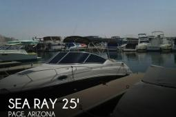 2009 Sea Ray 230 Sundancer