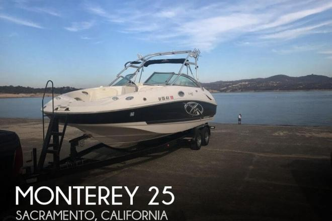 Monterey explorer   New and Used Boats for Sale