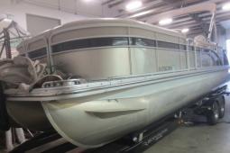 2014 Bennington 2550 GSR