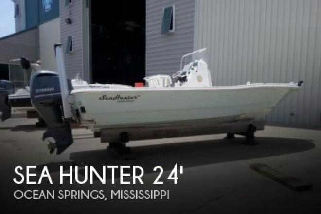 2012 Sea Hunter 24 Crossover - For Sale at Ocean Springs, MS 39564 - ID 134382