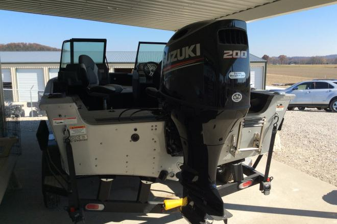 2017 Alumacraft 205 Competitor Sport  BIG REBATES  @@  Look!! - For Sale at Jefferson City, MO 65101 - ID 111341