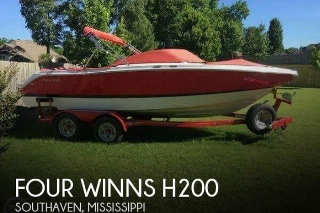 2013 Four Winns H200 - For Sale at Southaven, MS 38671 - ID 128144