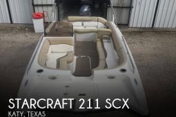 2015 Starcraft 211 SCX