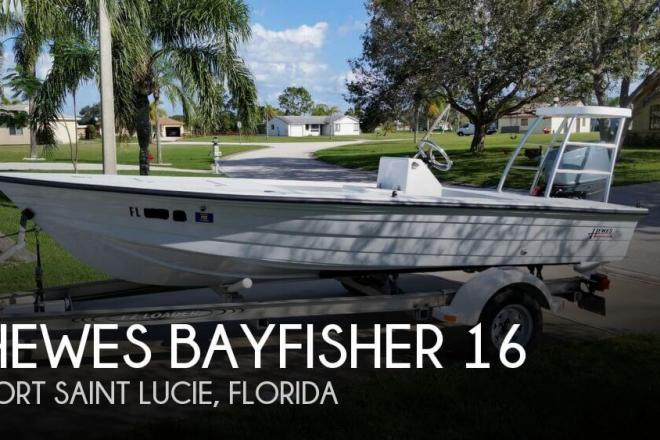 1996 Hewes Bayfisher 16 - For Sale at Port Saint Lucie, FL 34953 - ID 133927