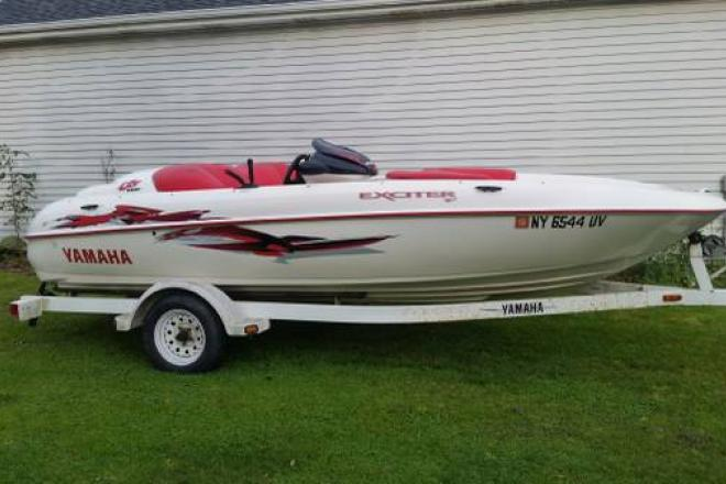 Yamaha Exciter | New and Used Boats for Sale
