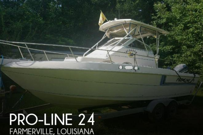 1994 Pro Line 240 - For Sale at Farmerville, LA 71241 - ID 134851