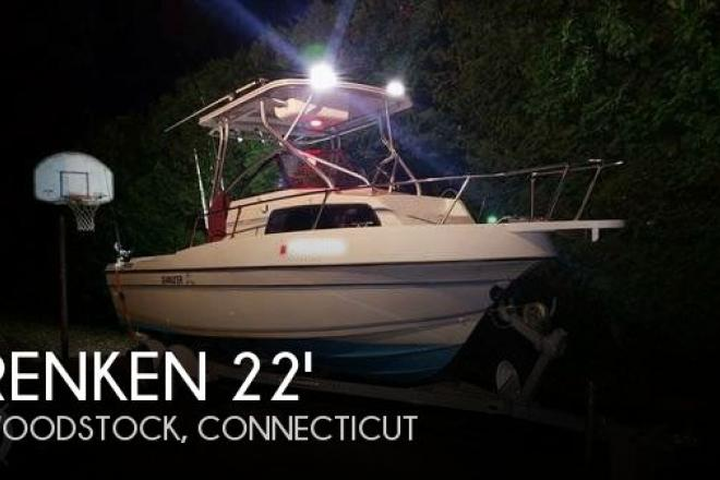 1992 Renken Seamaster 2288 - For Sale at Woodstock, CT 6281 - ID 132552