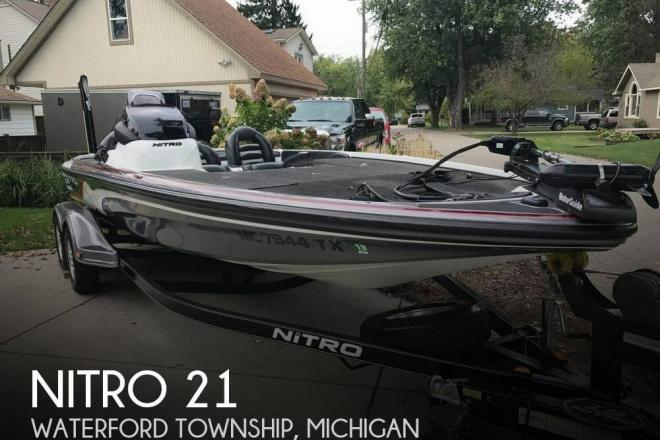 2010 Nitro Z-9 - For Sale at Waterford Township, MI 48329 - ID 134949