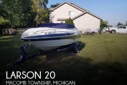 2011 Larson 216 Senza