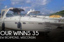 2002 Four Winns 348