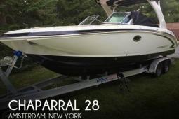 2011 Chaparral 284 Sunesta