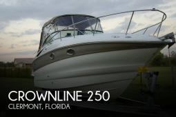 2005 Crownline 250