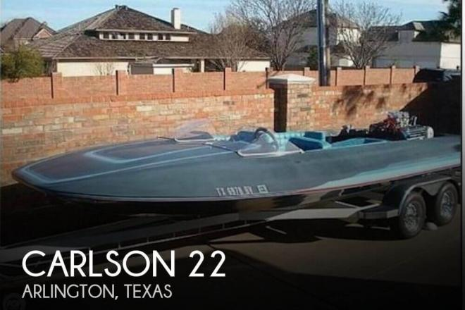 1965 Carlson 22 - For Sale at Arlington, TX 76001 - ID 81010