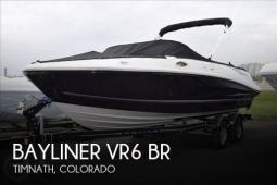 2016 Bayliner VR6 BR