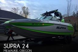 2015 Supra SE450