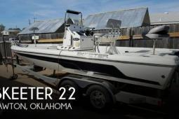 2012 Skeeter 22