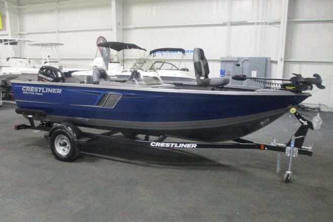 Crestliner | New and Used Boats for Sale in Michigan