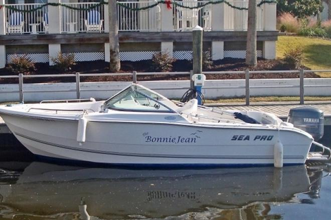 2005 Sea Pro 206 DC Bowrider - For Sale at Saint James, NC 28461 - ID 135315