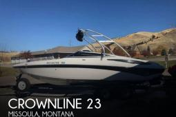 2008 Crownline 23 SS LPX
