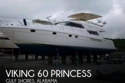 1999 Viking 60 Princess