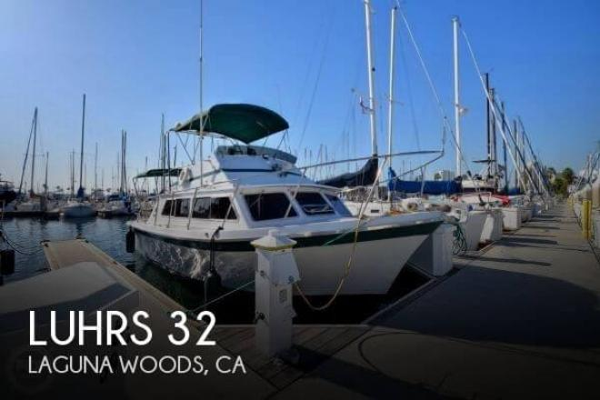 1974 Luhrs 320 Flybridge Convertible - For Sale at Long Beach, CA 90801 - ID 135392