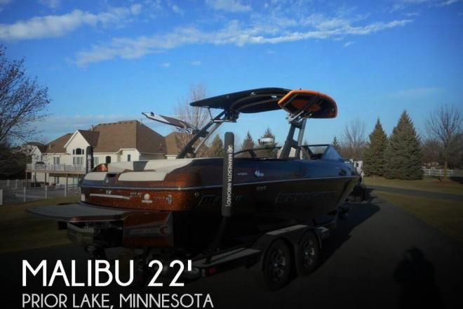 2016 Malibu Wakesetter 22 VLX - For Sale at Prior Lake, MN 55372 - ID 133916