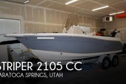 2012 Striper 2105 CC