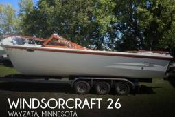 1990 Windsor Craft 26