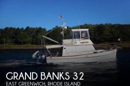 1986 Grand Banks 32