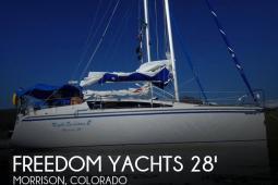 2009 Freedom Yachts F-280C