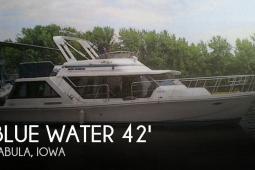 1987 Bluewater 42 CR Coastal Cruiser