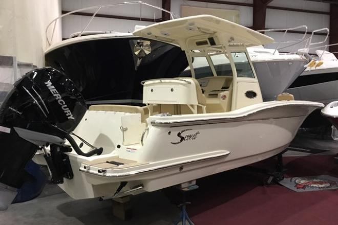 2017 Scout 255 - For Sale at Grand Haven, MI 49417 - ID 111983