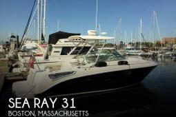 2009 Sea Ray 31