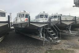 2011 Other 36X10 Flat Deck Work Boat