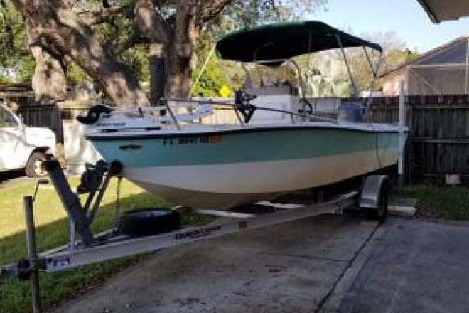 1995 Key West Sportsman 1900 - For Sale at Clearwater, FL 33755 - ID 135764