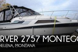 1988 Carver 2757 Montego