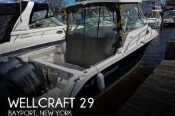 2008 Wellcraft 290 Coastal