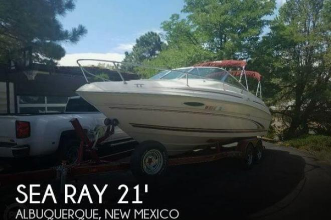 2000 Sea Ray 215 Express Cruiser - For Sale at Albuquerque, NM 87101 - ID 126456