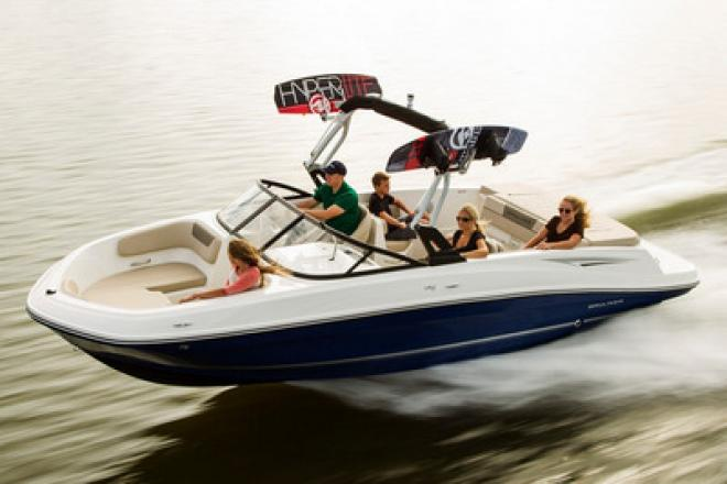2018 Bayliner VR6 Bowrider - For Sale at Chattanooga, TN 37401 - ID 130088