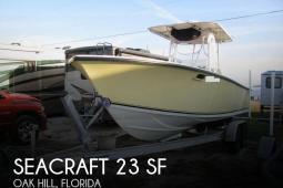 1975 Sea Craft 23 SF