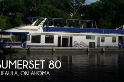 1997 Sumerset Houseboats 80