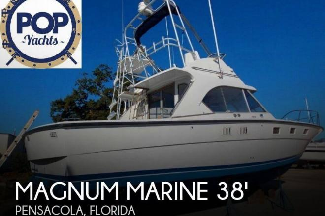 1985 Magnum 380 FB - For Sale at Pensacola, FL 32501 - ID 31470