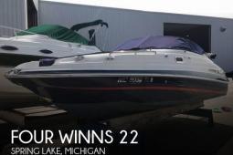 2012 Four Winns Funship 224