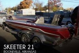 2014 Skeeter FX-21