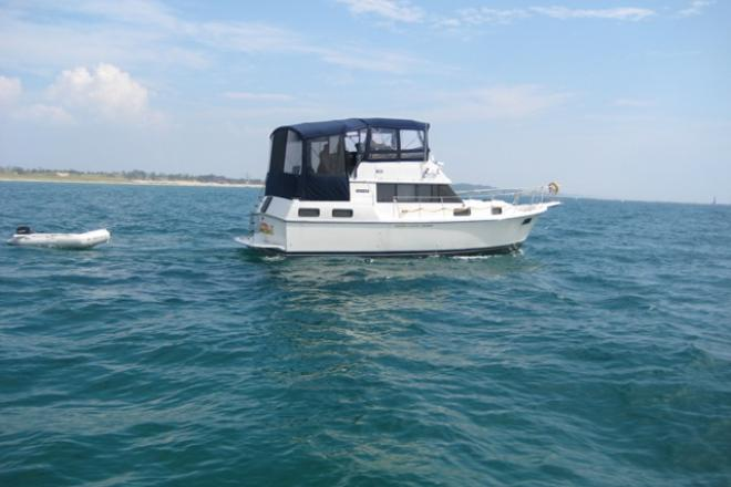 1986 Carver 3607 - For Sale at Grand Haven, MI 49417 - ID 48971