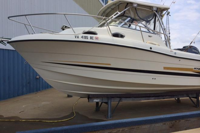 2004 Hydra Sports 2600 Vector WA - For Sale at Pensacola, FL 32501 - ID 136145