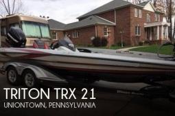 2012 Triton 21 XS Elite