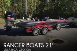 2013 Ranger Z520 Comanche